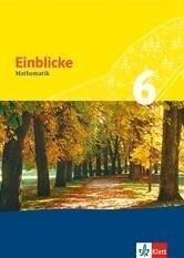 Einblicke Mathematik 6. Arbeitsheft. Baden-Württemberg -
