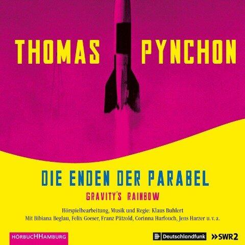 Die Enden der Parabel - Thomas Pynchon