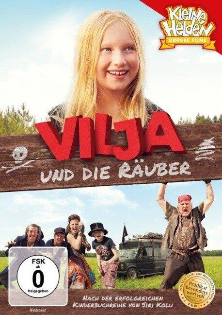 Vilja und die Räuber -