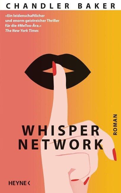Whisper Network - Chandler Baker