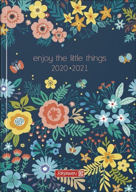 BRUNNEN 1072110141, Wochenkalender/Schülerkalender 2020/2021 Little Things -