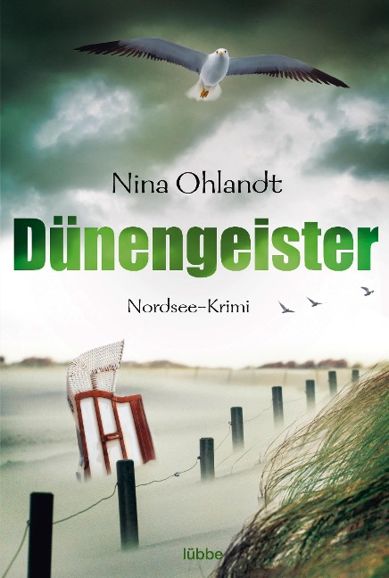 Dünengeister - Nina Ohlandt