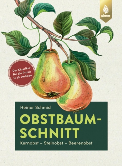 Obstbaumschnitt - Heiner Schmid