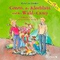 Conni, das Kleeblatt und das Wald-Camp (Conni & Co 14) - Karoline Sander