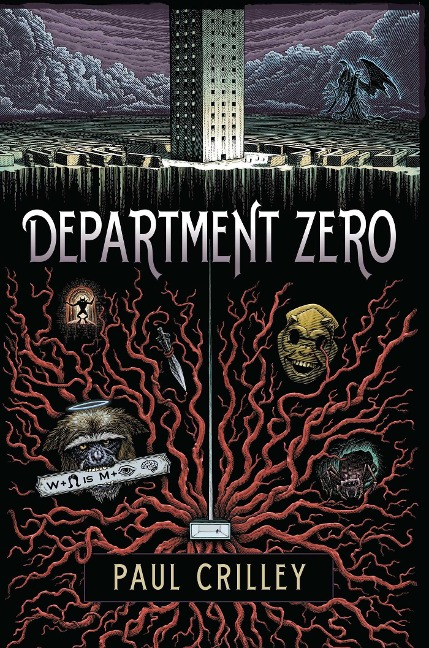 Department Zero - Paul Crilley