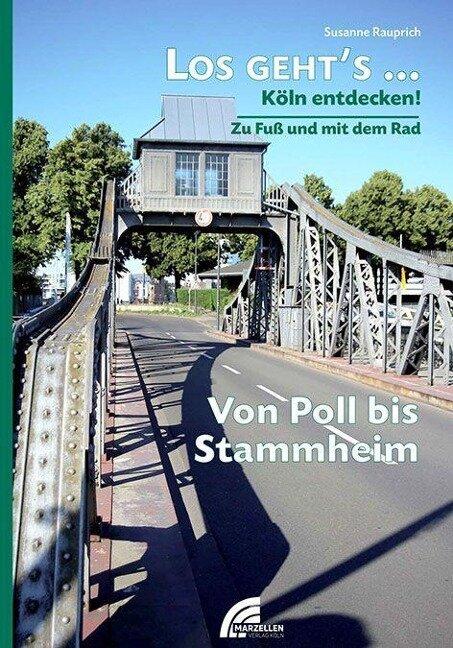 Los geht's... Von Poll bis Stammheim