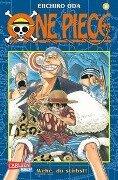 One Piece 08. Wehe, du stirbst! - Eiichiro Oda