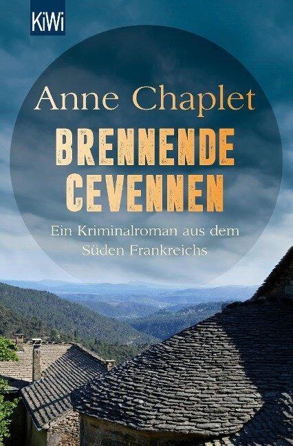 Brennende Cevennen - Anne Chaplet