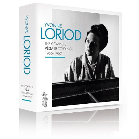 Yvonne Loriod - The Complete VEGA Rec. 1956-1963 (Ltd. Edt.) - Yvonne Loriod, P. Boulez, O. Messiaen