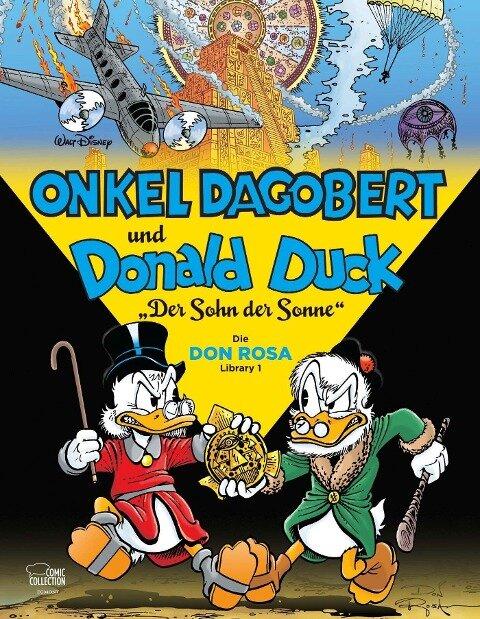 Onkel Dagobert und Donald Duck - Don Rosa Library 01 - Don Rosa