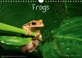 Frogs / UK-Version (Wall Calendar 2018 DIN A4 Landscape) - Benny Trapp