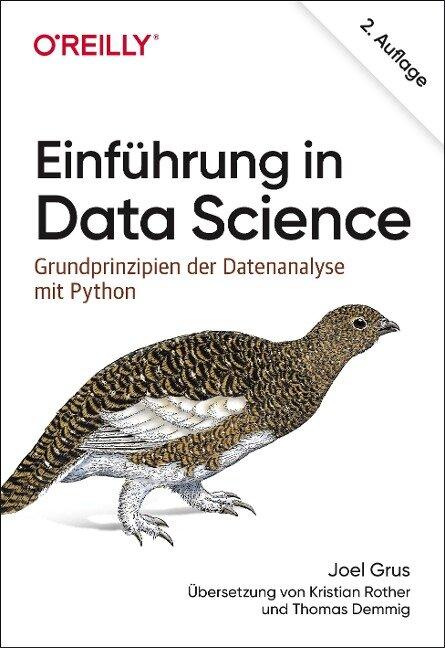 Einführung in Data Science - Joel Grus