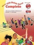 Alfred's Kid's Ukulele Course Complete - Ron Manus, L. C. Harnsberger