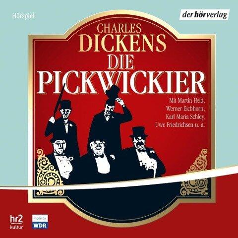 Die Pickwickier - Charles Dickens