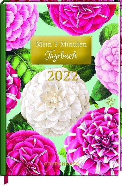 Mein 3 Minuten Tagebuch 2022 - Kamelien (Edition Barbara Behr) -