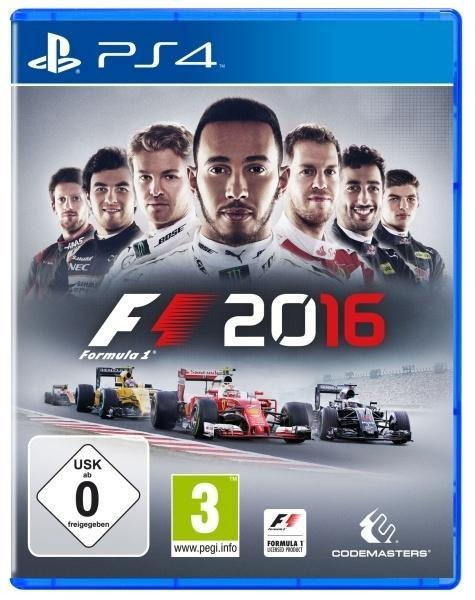 F1 2016 (PlayStation PS4) -