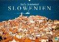 Slowenien - Stille Schönheit (Wandkalender 2019 DIN A2 quer) - K. A. Calvendo