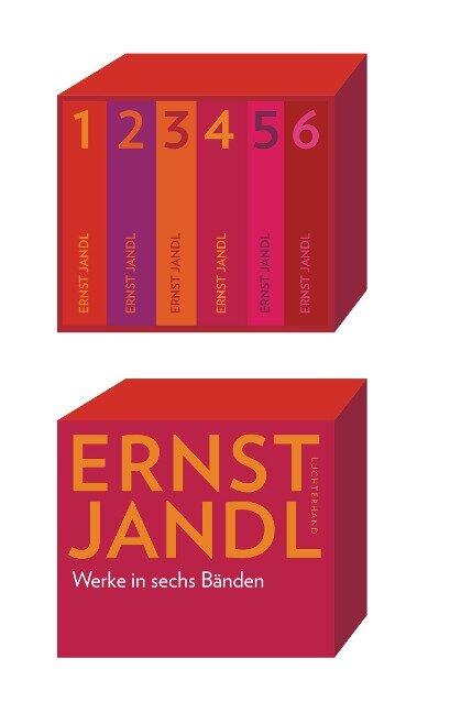 Werke in sechs Bänden (Kassette)