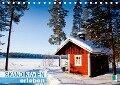 Skandinavien erleben (Tischkalender 2019 DIN A5 quer) - K. A. Calvendo