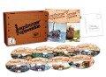 Augsburger Puppenkiste - Holzkiste Sammelbox (8 DVDs) -