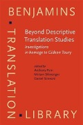 Beyond Descriptive Translation Studies -