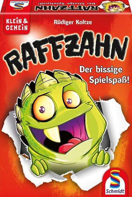 Raffzahn -