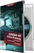 CINEMA 4D-Video-Training - Tipps & Tricks - Philipp Sniechota, Uli Staiger