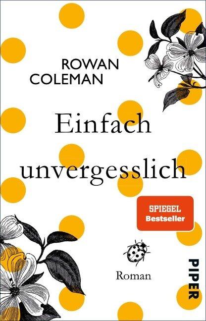 Einfach unvergesslich - Rowan Coleman