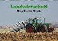 Landwirtschaft - Maschinen im Einsatz (Wandkalender 2018 DIN A2 quer) - Rolf Pötsch