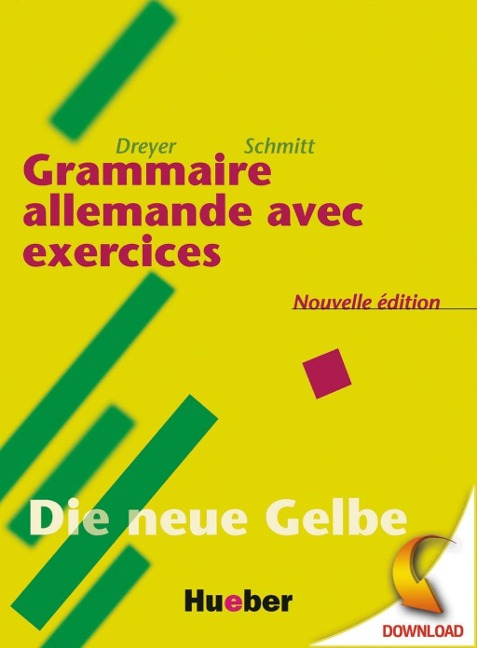 Lehr- und Übungsbuch der deutschen Grammatik - Hilke Dreyer, Richard Schmitt