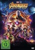 Avengers: Infinity War - Christopher Markus, Stephen Mcfeely, Alan Silvestri