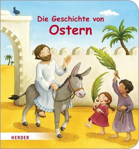 Die Geschichte von Ostern -
