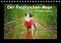 Der Feldfurchen-Mops (Tischkalender 2018 DIN A5 quer) - Kathrin Köntopp