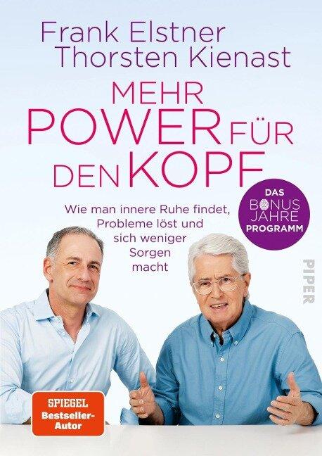 Mehr Power für den Kopf - Frank Elstner, Thorsten Kienast
