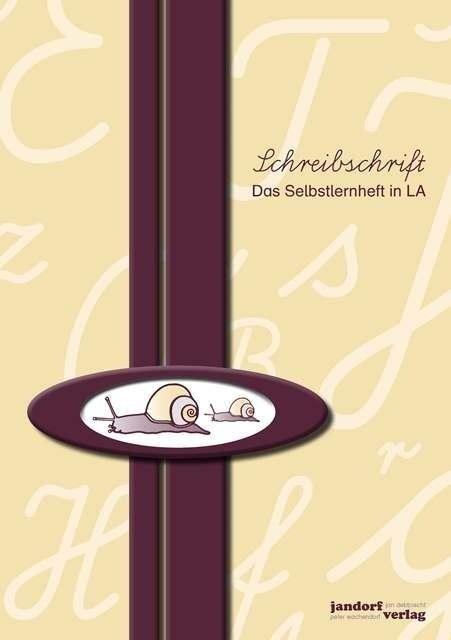 Schreibschrift (LA) - Das Selbstlernheft - Jan Debbrecht, Peter Wachendorf