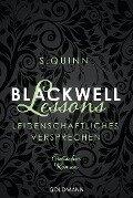 Blackwell Lessons - Leidenschaftliches Versprechen - - S. Quinn