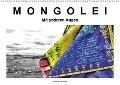 Mongolei - Mit anderen Augen (Wandkalender 2017 DIN A2 quer) - Krzys Christof Bautsch