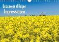 Ostseeinsel Rügen Impressionen (Wandkalender 2019 DIN A4 quer) - Roman Pohl