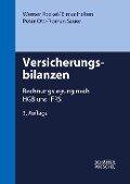 Versicherungsbilanzen - Werner Rockel, Elmar Helten, Peter Ott, Roman Sauer
