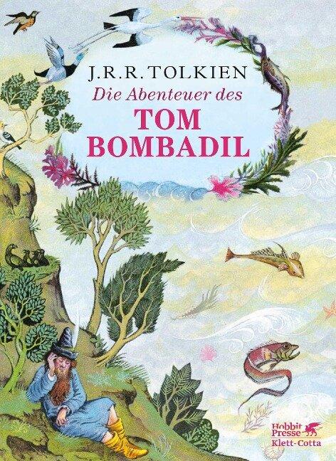 Die Abenteuer des Tom Bombadil - J. R. R. Tolkien