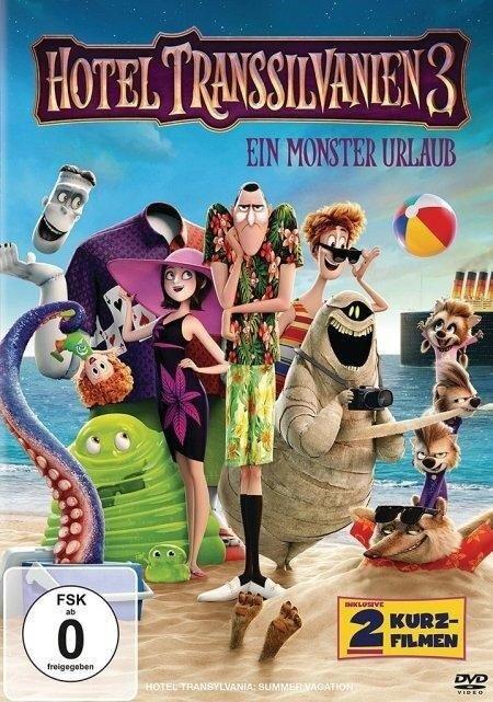 Hotel Transsilvanien 3 - Ein Monster Urlaub - Michael Mccullers, Genndy Tartakovsky, Todd Durham, Mark Mothersbaugh