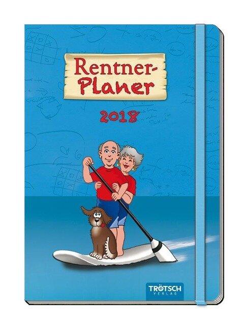 Rentner-Planer 2018 Buchkalender -