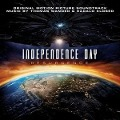 Independence Day: Resurgence (Original Motion Picture Soundtrack) - Thomas Wander, Harald Kloser