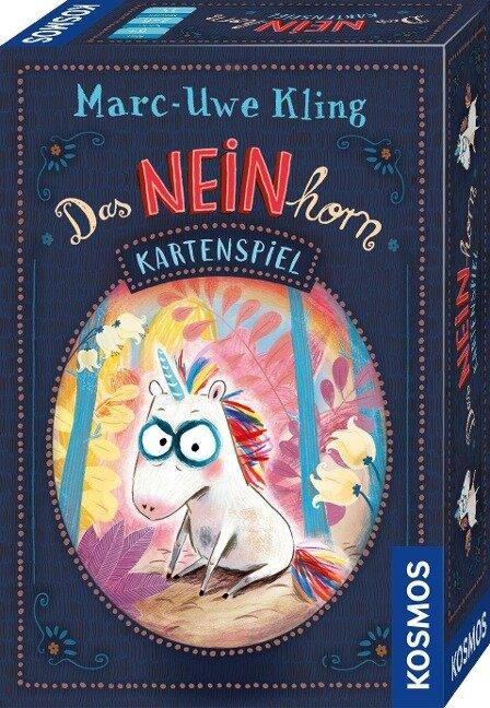 Das NEINhorn - Kartenspiel - Marc-Uwe Kling