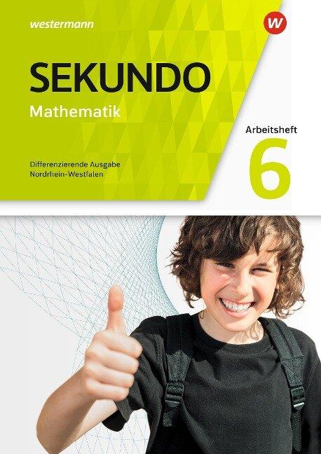 Sekundo 6. Arbeitsheft mit Lösungen. Nordrhein-Westfalen -