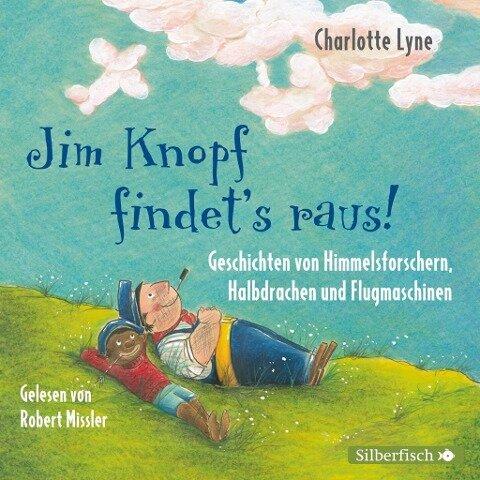 Jim Knopf findet's raus - Charlotte Lyne, Michael Ende