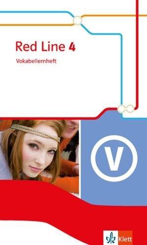 Red Line. Vokabellernheft 8. Schuljahr. Ausgabe 2014 -