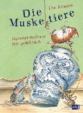 Die Muskeltiere - Hamster Bertram lebt gefährlich - Ute Krause