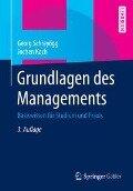 Grundlagen des Managements - Georg Schreyögg, Jochen Koch