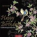 Jane Crowther - Geburtstagskalender Happy Birthday -